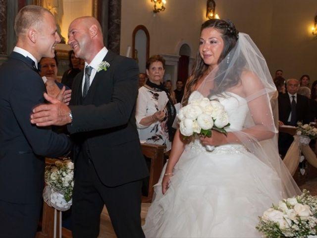 Il matrimonio di Manuel e Vittoria a Livorno, Livorno 15