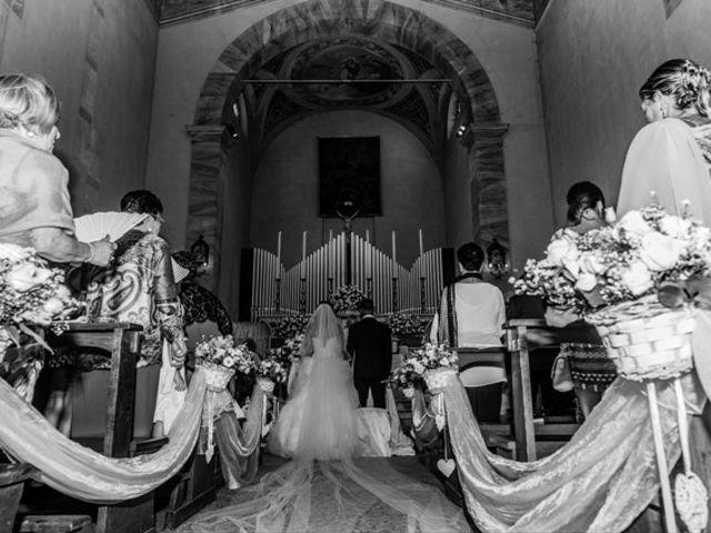 Il matrimonio di Manuel e Vittoria a Livorno, Livorno 17