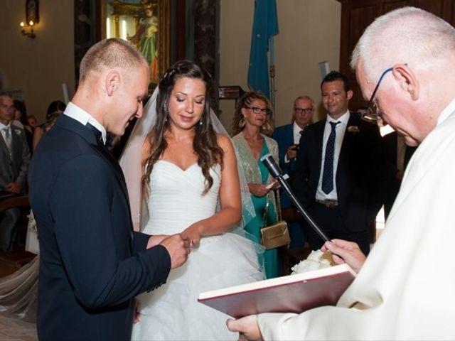 Il matrimonio di Manuel e Vittoria a Livorno, Livorno 18