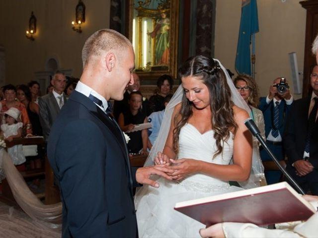 Il matrimonio di Manuel e Vittoria a Livorno, Livorno 20