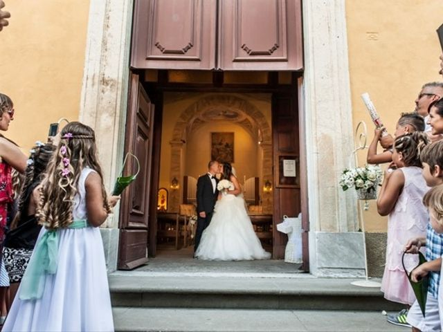 Il matrimonio di Manuel e Vittoria a Livorno, Livorno 23