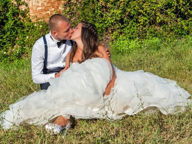 Il matrimonio di Manuel e Vittoria a Livorno, Livorno 25
