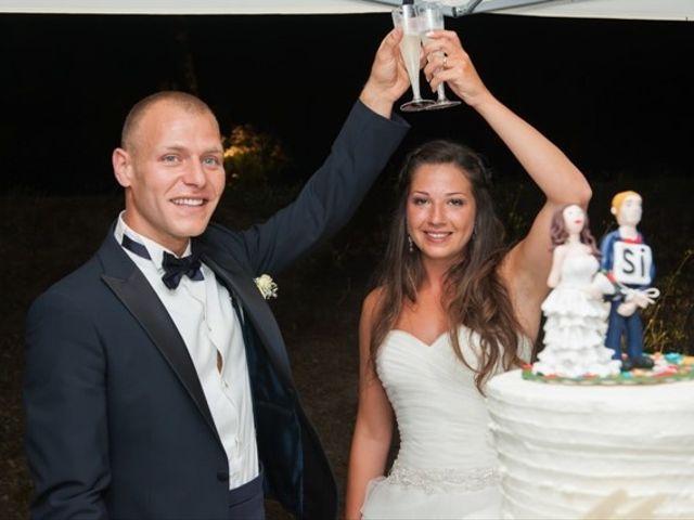 Il matrimonio di Manuel e Vittoria a Livorno, Livorno 36