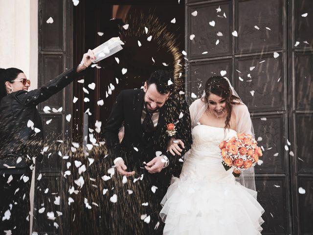 Il matrimonio di Matteo e Debora a Taglio di Po, Rovigo 16