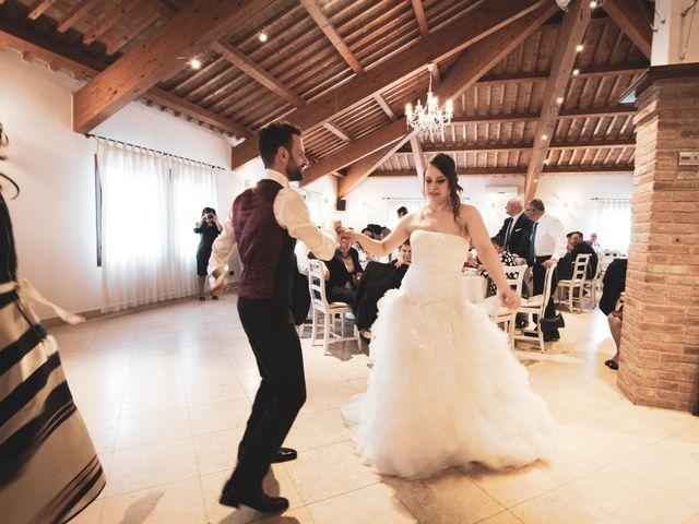 Il matrimonio di Matteo e Debora a Taglio di Po, Rovigo 22