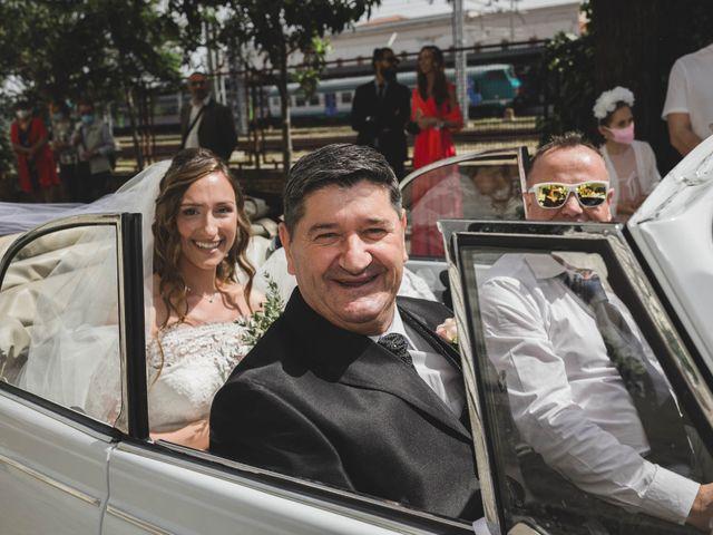 Il matrimonio di Antonio e Daniela a Grosseto, Grosseto 54