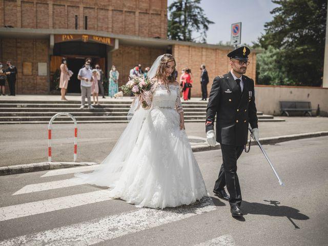 Il matrimonio di Antonio e Daniela a Grosseto, Grosseto 94