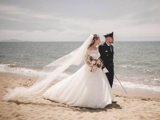 Il matrimonio di Antonio e Daniela a Grosseto, Grosseto 101