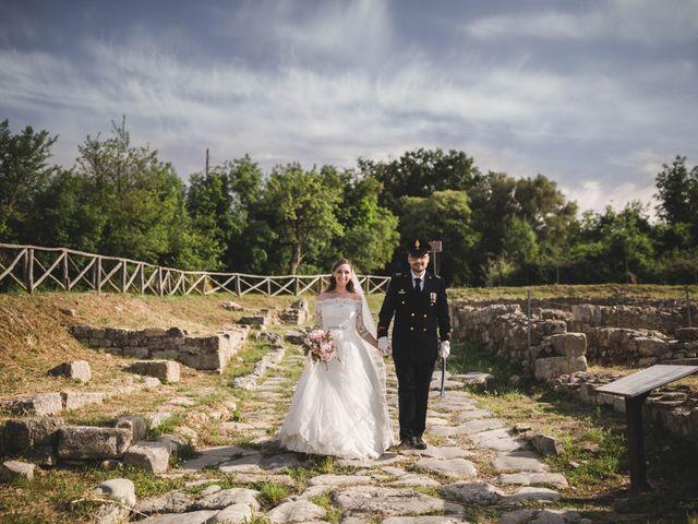 Il matrimonio di Antonio e Daniela a Grosseto, Grosseto 126