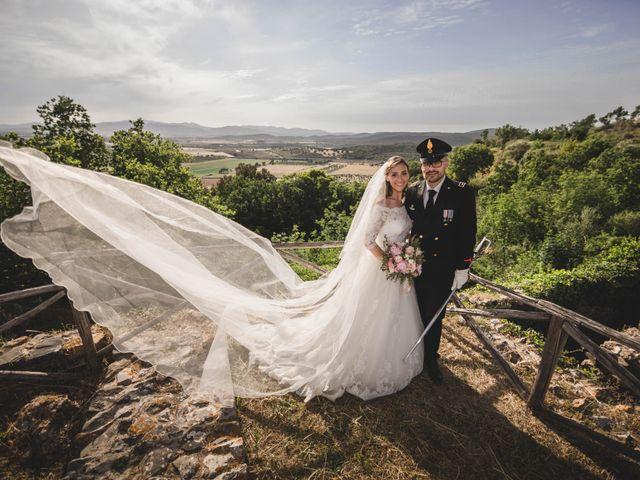 Il matrimonio di Antonio e Daniela a Grosseto, Grosseto 1