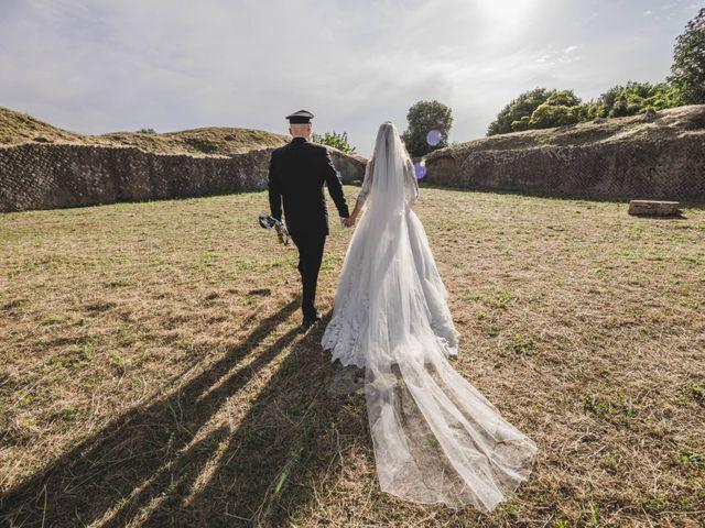Il matrimonio di Antonio e Daniela a Grosseto, Grosseto 129