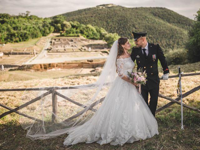 Il matrimonio di Antonio e Daniela a Grosseto, Grosseto 132