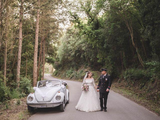 Il matrimonio di Antonio e Daniela a Grosseto, Grosseto 134
