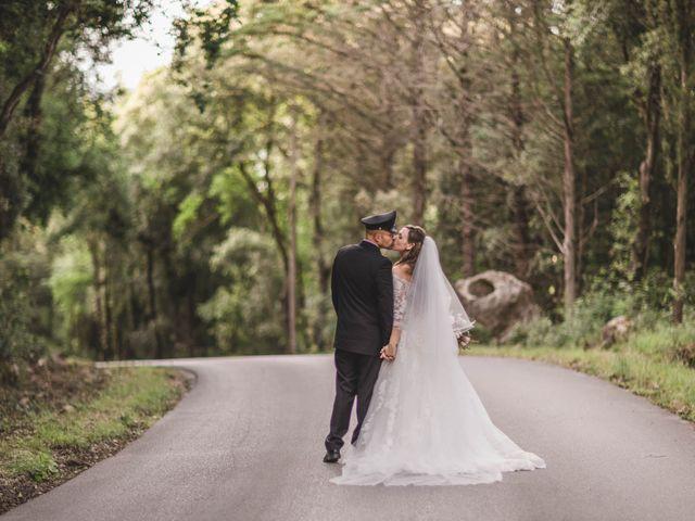 Il matrimonio di Antonio e Daniela a Grosseto, Grosseto 135