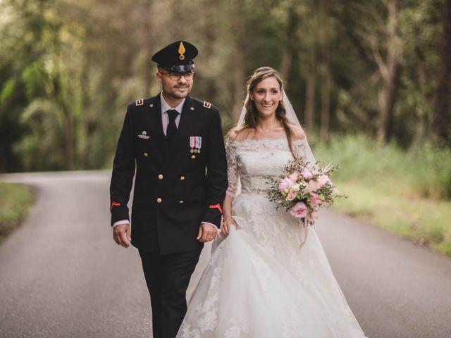 Il matrimonio di Antonio e Daniela a Grosseto, Grosseto 136