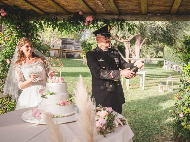 Il matrimonio di Antonio e Daniela a Grosseto, Grosseto 139