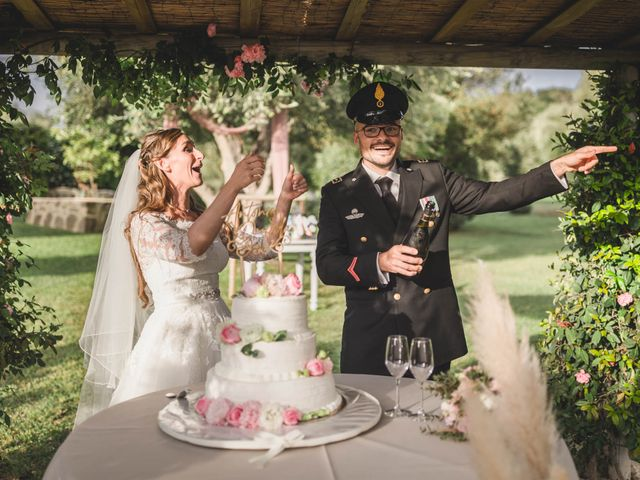 Il matrimonio di Antonio e Daniela a Grosseto, Grosseto 140