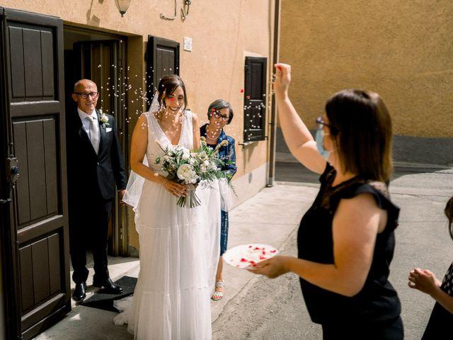 Il matrimonio di Simone e Veronica a Casina, Reggio Emilia 25