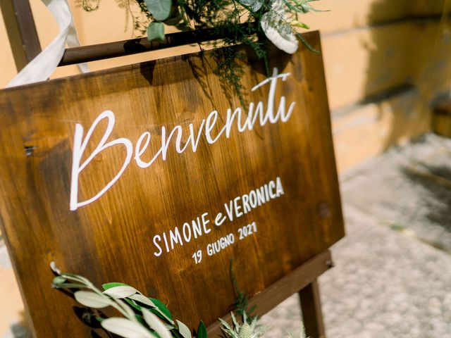 Il matrimonio di Simone e Veronica a Casina, Reggio Emilia 28