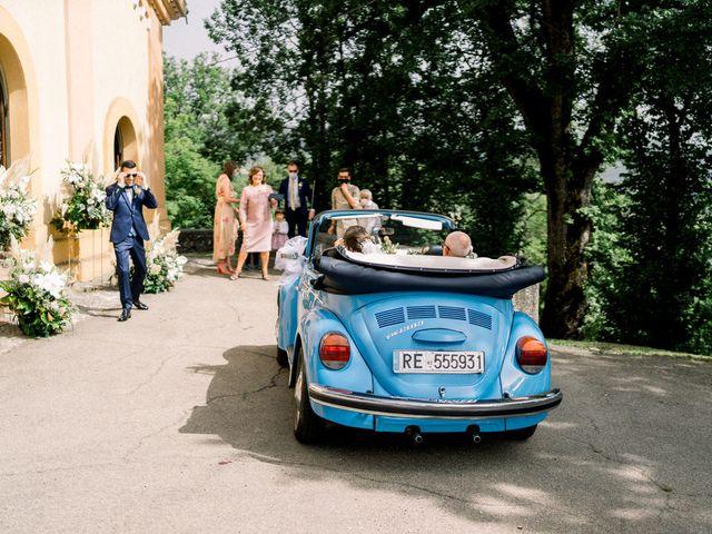 Il matrimonio di Simone e Veronica a Casina, Reggio Emilia 33