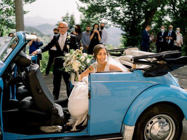 Il matrimonio di Simone e Veronica a Casina, Reggio Emilia 34
