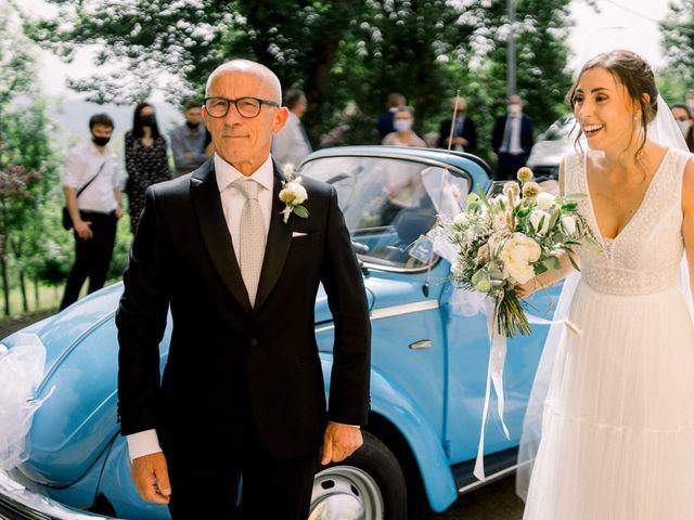 Il matrimonio di Simone e Veronica a Casina, Reggio Emilia 37