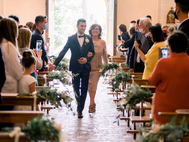 Il matrimonio di Simone e Veronica a Casina, Reggio Emilia 40