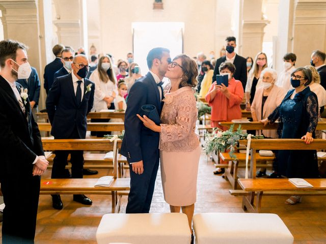 Il matrimonio di Simone e Veronica a Casina, Reggio Emilia 41