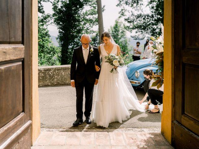 Il matrimonio di Simone e Veronica a Casina, Reggio Emilia 43