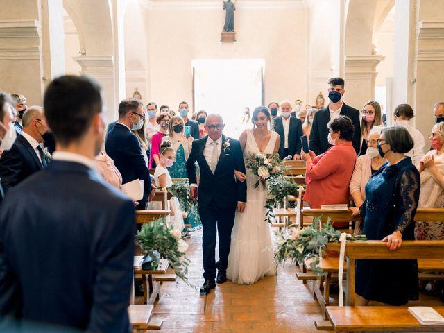 Il matrimonio di Simone e Veronica a Casina, Reggio Emilia 44