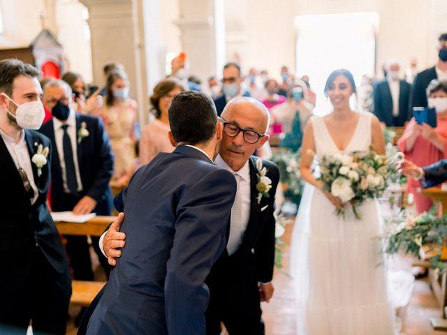 Il matrimonio di Simone e Veronica a Casina, Reggio Emilia 45