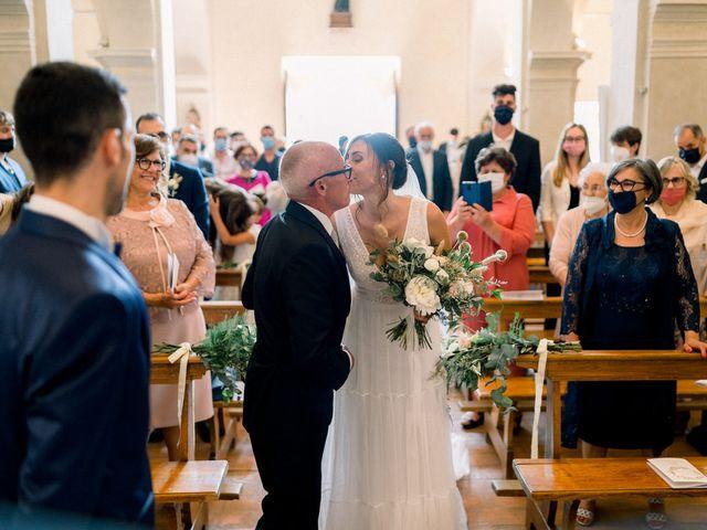 Il matrimonio di Simone e Veronica a Casina, Reggio Emilia 46