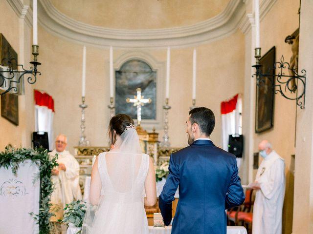 Il matrimonio di Simone e Veronica a Casina, Reggio Emilia 48