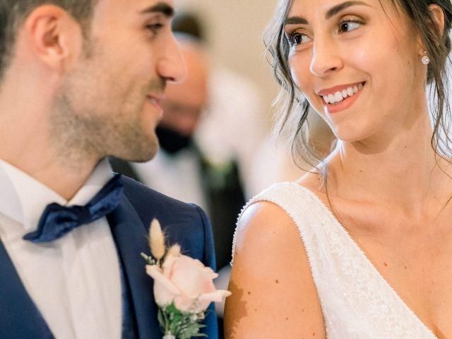 Il matrimonio di Simone e Veronica a Casina, Reggio Emilia 51