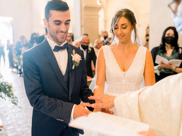 Il matrimonio di Simone e Veronica a Casina, Reggio Emilia 52