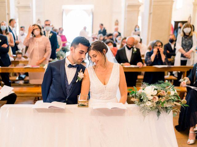 Il matrimonio di Simone e Veronica a Casina, Reggio Emilia 57