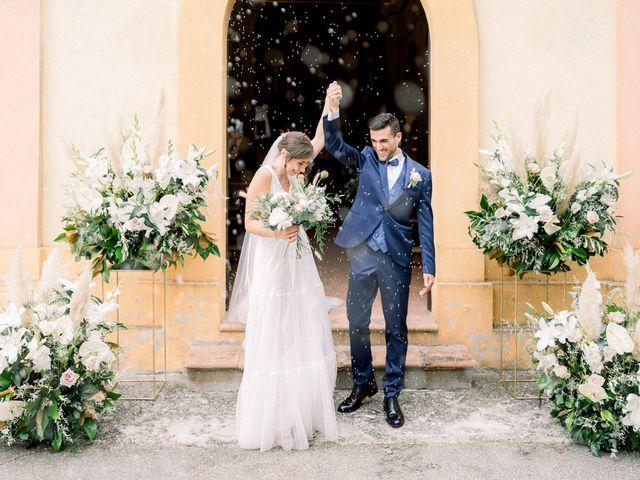 Il matrimonio di Simone e Veronica a Casina, Reggio Emilia 61