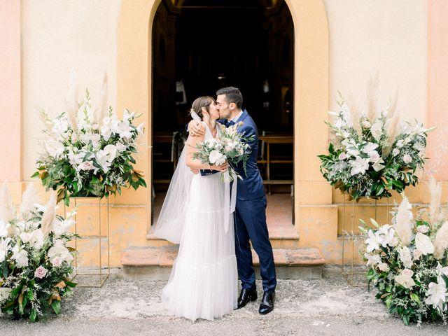 Il matrimonio di Simone e Veronica a Casina, Reggio Emilia 62