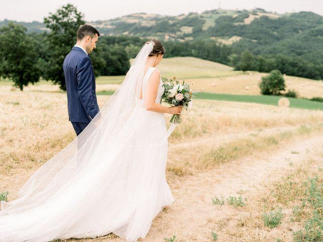 Il matrimonio di Simone e Veronica a Casina, Reggio Emilia 70