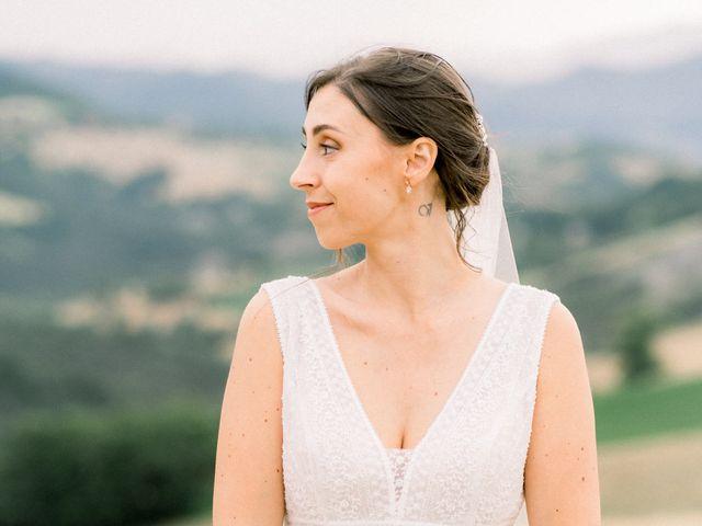 Il matrimonio di Simone e Veronica a Casina, Reggio Emilia 74