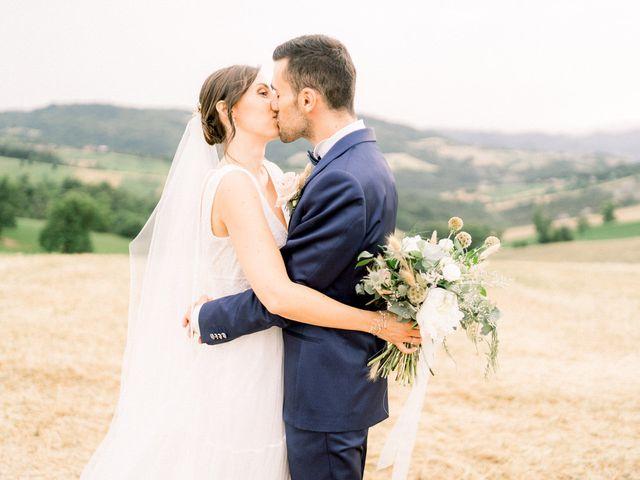 Il matrimonio di Simone e Veronica a Casina, Reggio Emilia 76