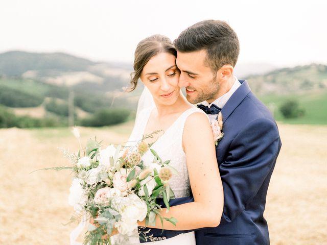 Il matrimonio di Simone e Veronica a Casina, Reggio Emilia 80
