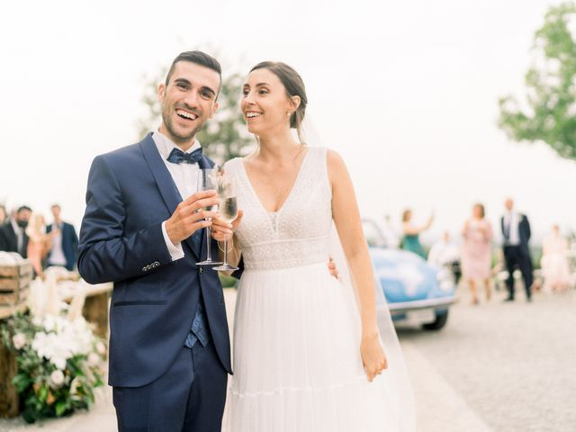 Il matrimonio di Simone e Veronica a Casina, Reggio Emilia 90
