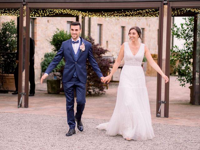 Il matrimonio di Simone e Veronica a Casina, Reggio Emilia 94