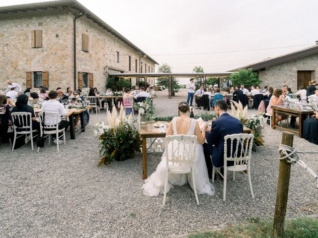 Il matrimonio di Simone e Veronica a Casina, Reggio Emilia 96