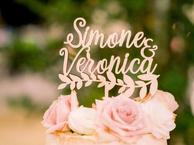 Il matrimonio di Simone e Veronica a Casina, Reggio Emilia 99