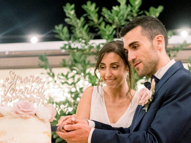 Il matrimonio di Simone e Veronica a Casina, Reggio Emilia 104