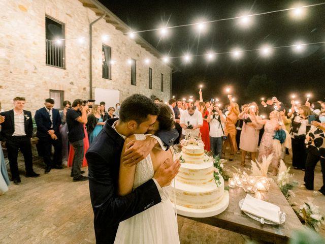 Il matrimonio di Simone e Veronica a Casina, Reggio Emilia 105