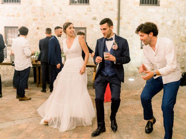 Il matrimonio di Simone e Veronica a Casina, Reggio Emilia 109