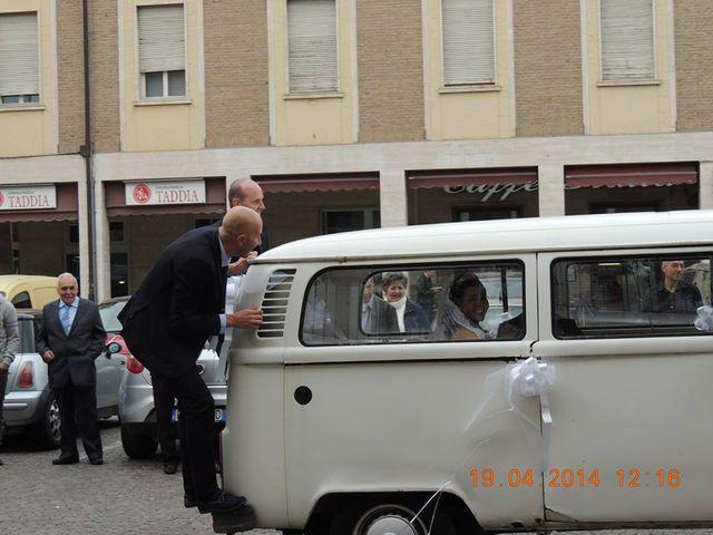 Il matrimonio di Joanna  e Marco  a Argenta, Ferrara 7